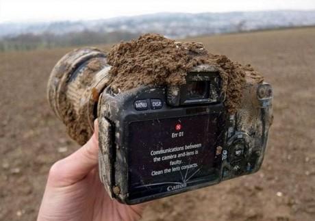Canon Camera Fucked